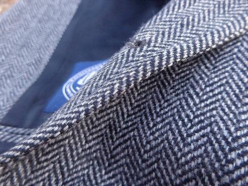 J. Press Wool & Cashmere 3/2 Sack in Classic Herringbone