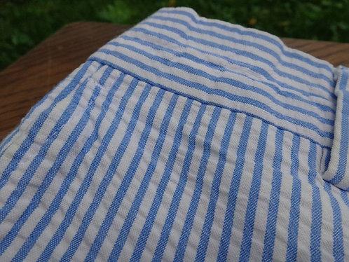 Classic Ivy Shorts - Berle Seersucker