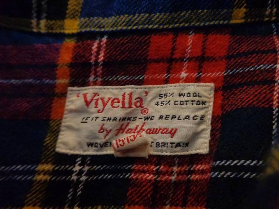 Viyella Fabric--A Brief History!