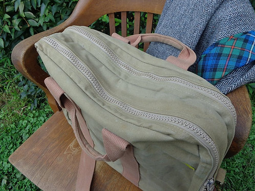 Land's End Deluxe Canvas Attache