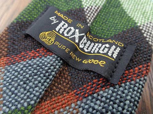 Vintage Roxburgh tie