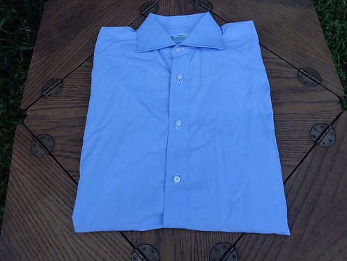 """Borrelli """"Royal Collection"""" Shirt with French Cuffs"""