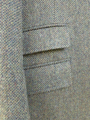 Genuine Hacking Jacket in Seriously Heavy Tweed from Kauffman's Saddlery, NY