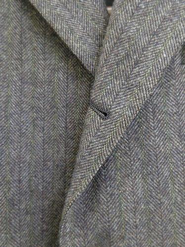 Vintage 3/2 Tweed Sack from Wm. H. Wanamaker's of Philadelphia