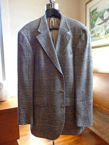Princeton University Store Glen Plaid Jacket