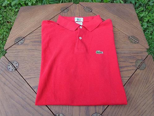 "ORIGINAL VINTAGE mid-1970s/1980s Lacoste ""Crocodile"" Polo Shirt"