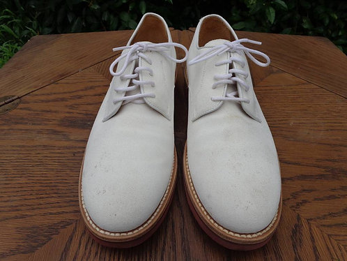 BROOKS BROTHERS WHITE BUCKS!