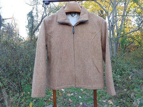 Womans Francophile Blouson jacket by Peter James of Yorkshire