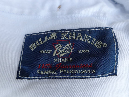 Bill's Khakis Shorts