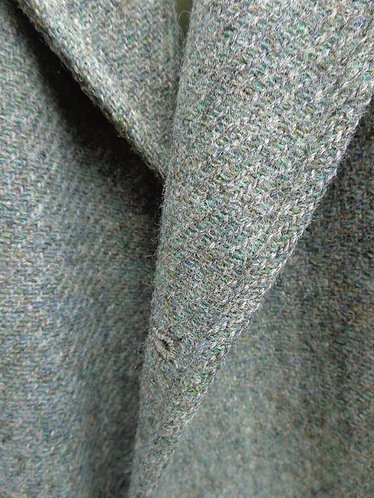 "VINTAGE ""Scottish Dusk"" Harris Tweed 3/2 Sack Jacket"
