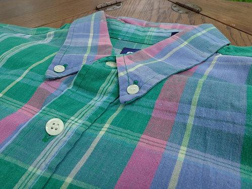 Gap Madras Shirt