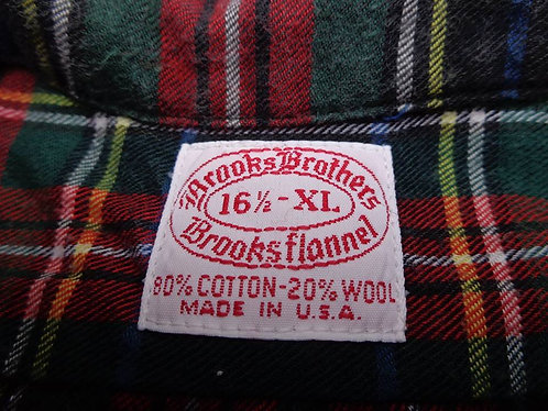 "VINTAGE Brooks Brothers ""Brooksflannel"""