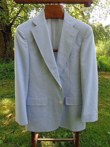 TRAD HASPEL PINCORD Wash-and-Wear Suit