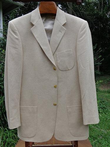Karl Lagerfeld silk tweed jacket
