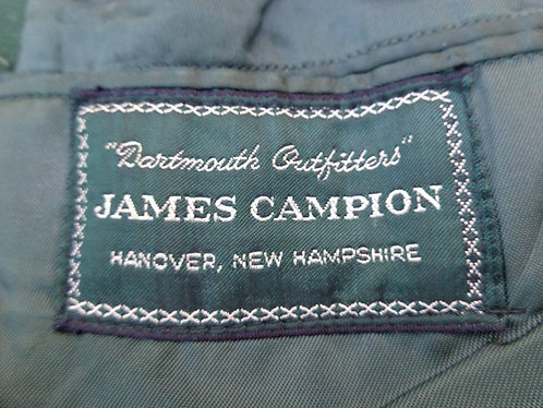 "IVY STYLE DARTMOUTH COLLEGE ""REUNION"" JACKET"