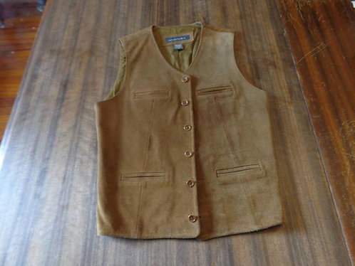 BEAUTIFUL Leather Vest from Banana Republic