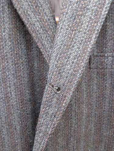 Vintage 3/2 Tweed Sack from the Golden Age of Ivy Style!