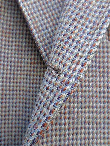 J. Press 3/2 Sack in Harris Tweed! Elbow patches