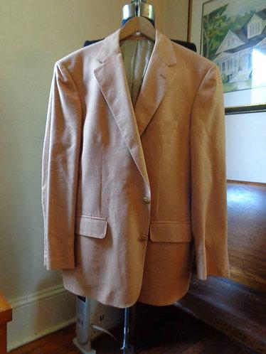 Custom Made Salmon Jacket by Aficinando Clothiers