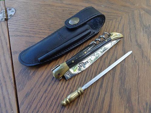 Large Laguoile Pocket Knife