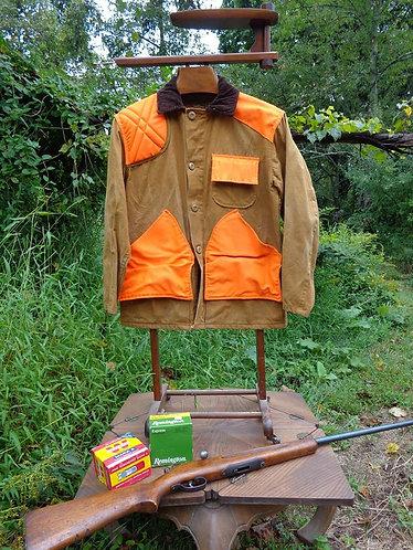 VINTAGE Saf-T-Back Hunting Jacket. Made in Altoona, Pa!