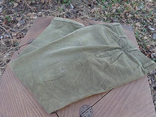 Bills khakis cords in brown