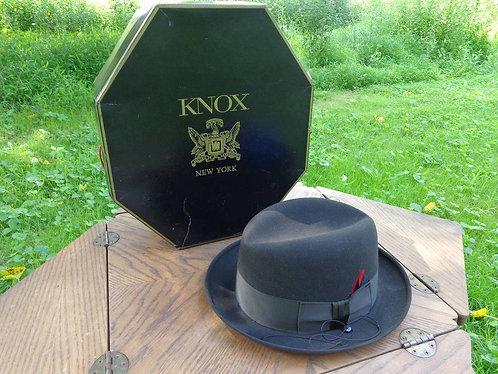 Boxed Vintage Knox Hat
