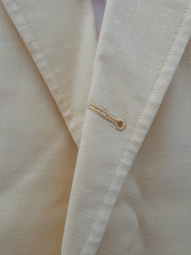 "GORGEOUS Vintage Brooks Brothers ""Brookslinen"" 3/2 sack jacket"