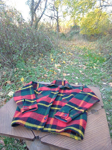 Vintage child's Shirt-Jacket