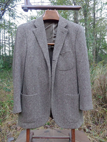 "Polo ""Blue Label"" 3/2 unstructured tweed jacket"