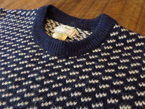 LLB's Norwegian sweater