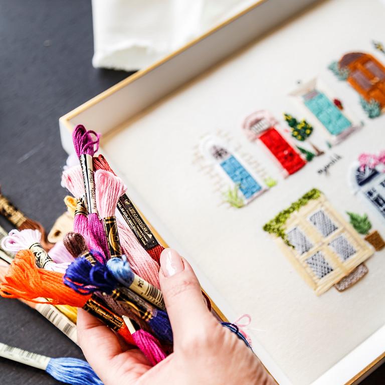 Embroidery Nakış Atölyesi Online | Bilgilendirme