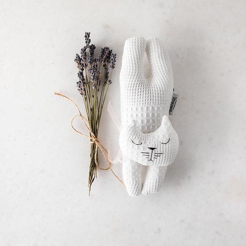 Homemade Aromaterapi LAVANTALI UYKU BEBEĞİ - YATAN KEDİ