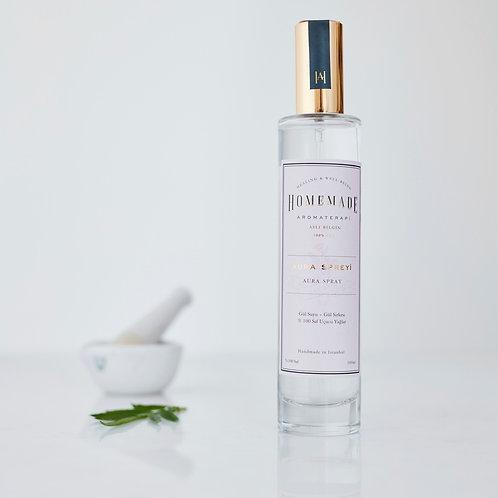 Homemade Aromaterapi AURA SPREYİ - 100 ml