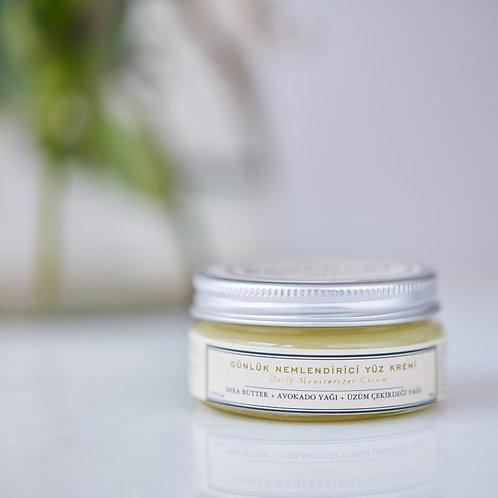 Homemade Aromaterapi GÜNLÜK NEMLENDİRİCİ - 40 gr
