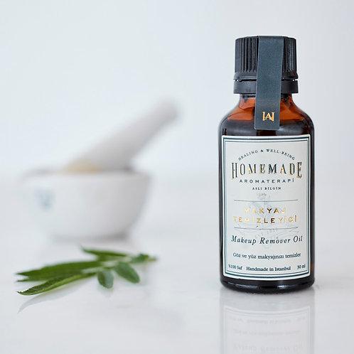 Homemade Aromaterapi MAKYAJ TEMİZLEYİCİ - 30 ml