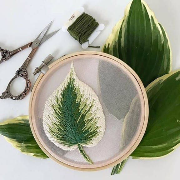 Embroidery Nakış Atölyesi    Online