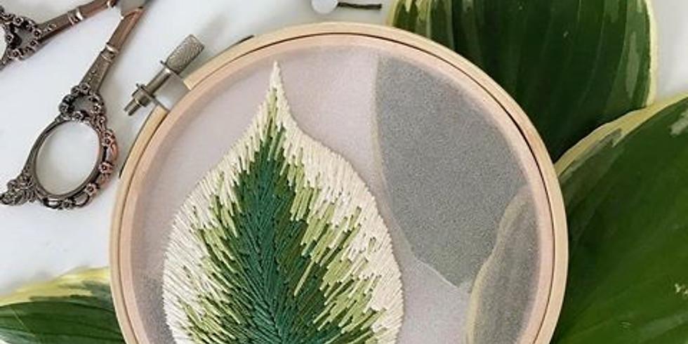 Embroidery Nakış Atölyesi | Modül 1