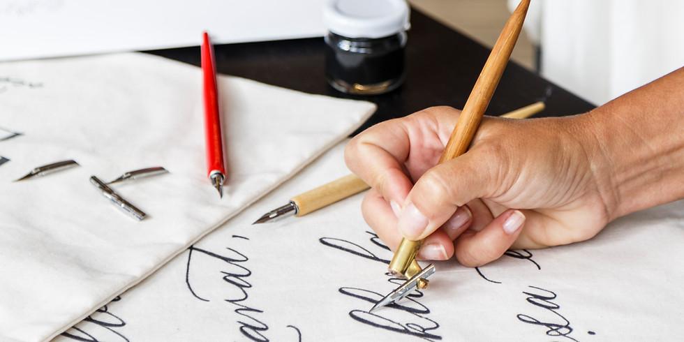 Modern Kaligrafi Atölyesi Online | Bilgilendirme