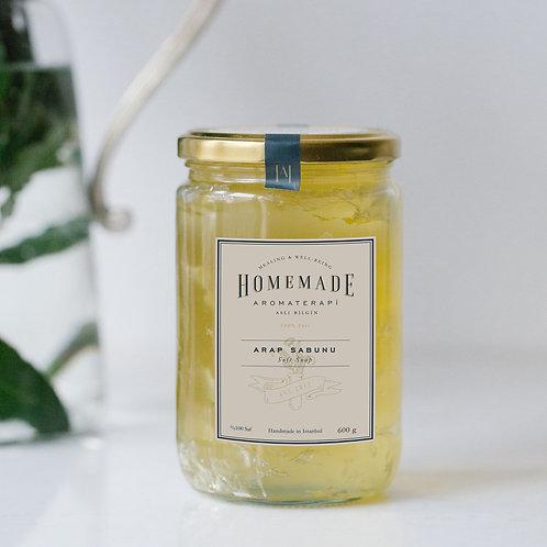 Homemade Aromaterapi ARAP SABUNU - 600 ml