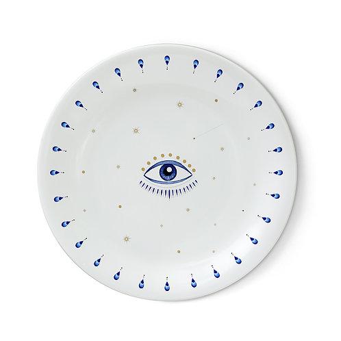 Fern&Co Spirit Eye Collection Yemek Tabağı (Adet(