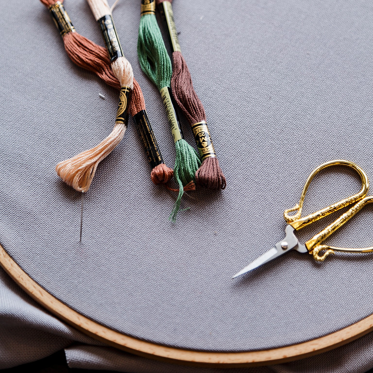 Embroidery Nakış Atölyesi