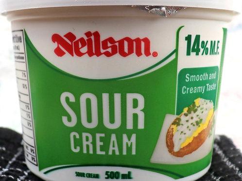 Nelson Sour Cream