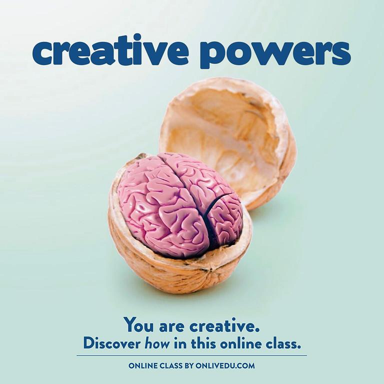 Creative Powers
