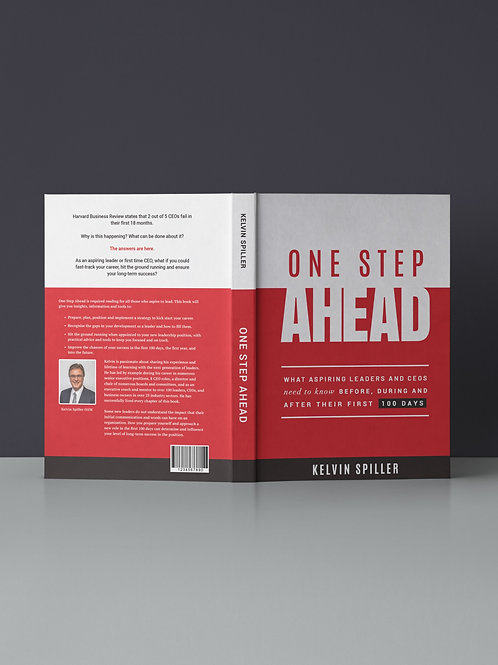 One Step Ahead (Paperback)