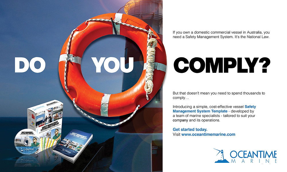 Insure Vessel Against Marine Casualties with Safety Management System