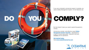 Insure Your Vessel Against Maritime Casualties by Following a Safety Management System