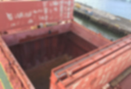 Consult Maritime, Cygnus Hatch Cover Test, On Hire / Off Hire