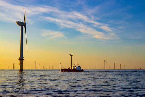 Offshore wind farm in the North Sea.jpg