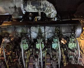 Engine Damage Investigation Consult Maritime